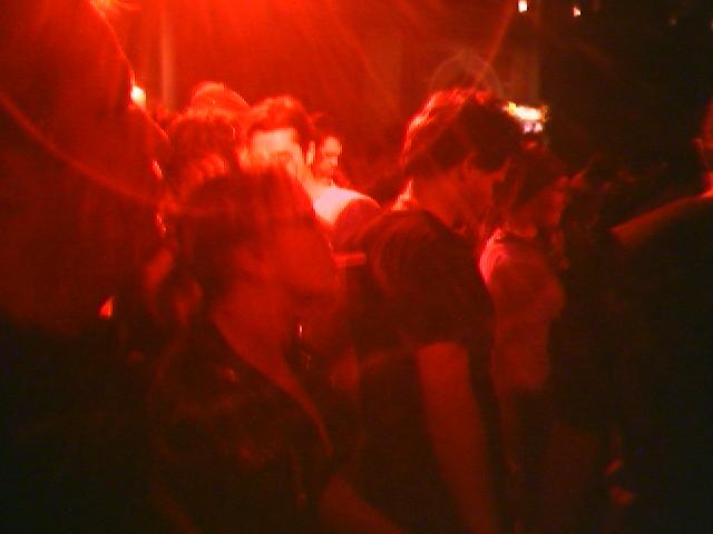Olly, Jenny and Matt